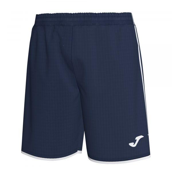 Pantalón Liga azul oscuro y blanco