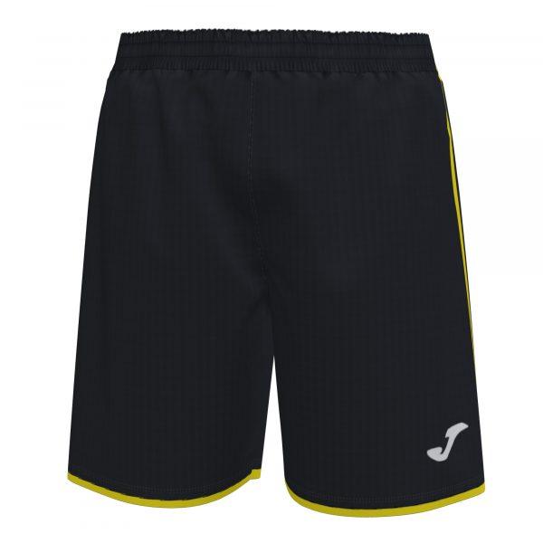 Pantalón Liga negro y amarillo