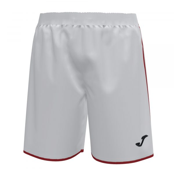 Pantalón Liga blanco y rojo