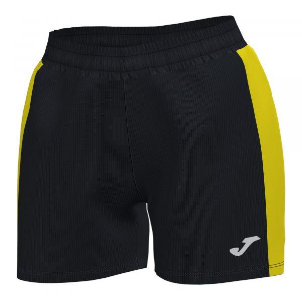 Pantalón Maxi negro y amarillo