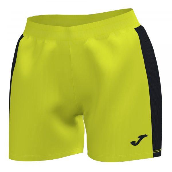 Pantalón Maxi amarillo y negro