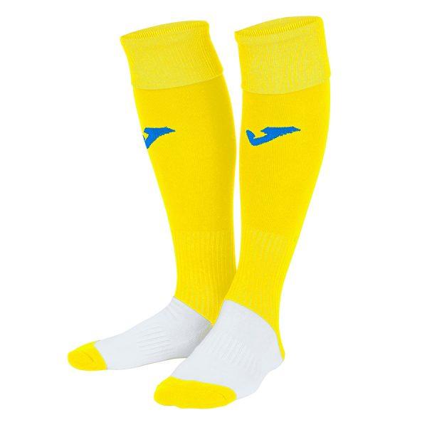 Medias Profesional II amarillo y azul