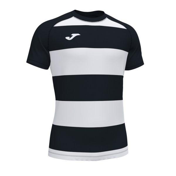 Camiseta Prorugby II blanco y negro