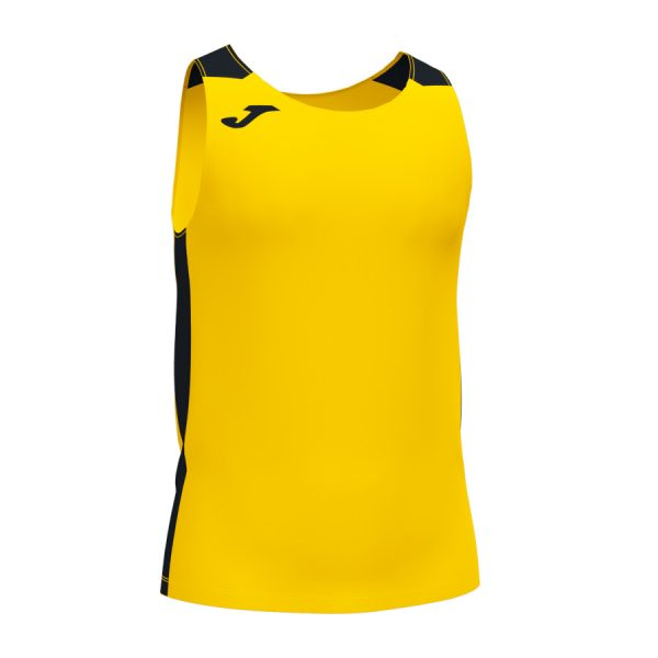 Camiseta Record II amarillo