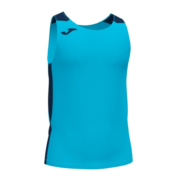 Camiseta Record II azul claro