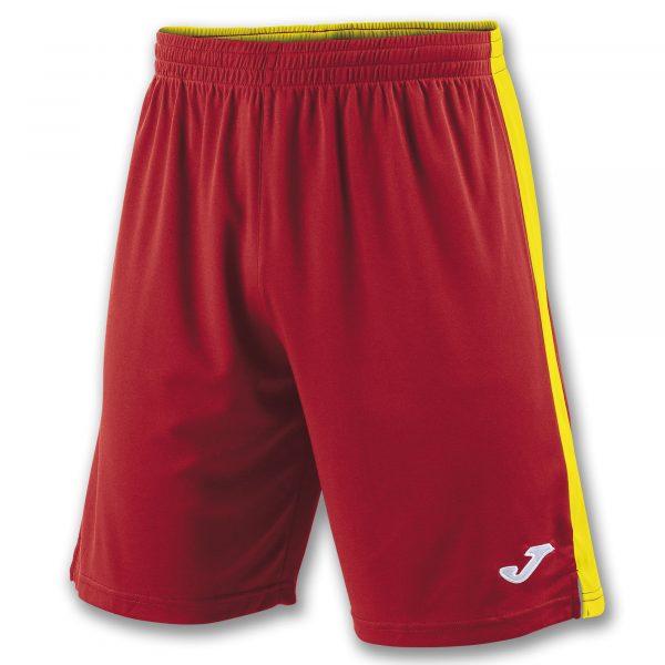 Pantalón Tokio II rojo y amarillo