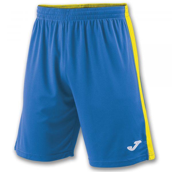 Pantalón Tokio II azul y amarillo