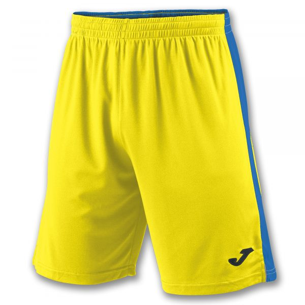 Pantalón Tokio II amarillo y azul