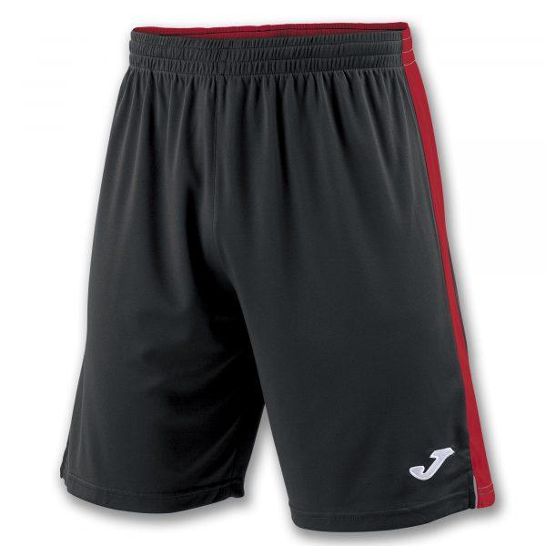 Pantalón Tokio II negro y rojo