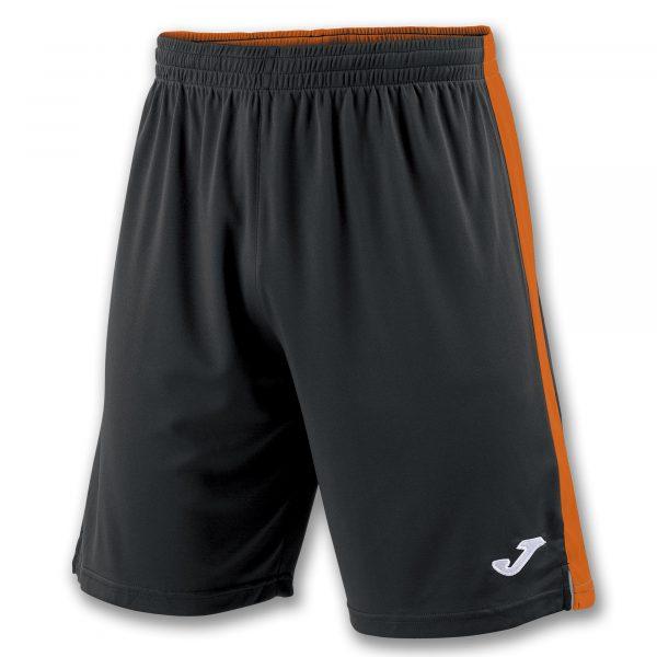 Pantalón Tokio II negro y naranja