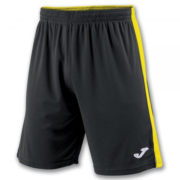 Pantalón Tokio II negro y amarillo