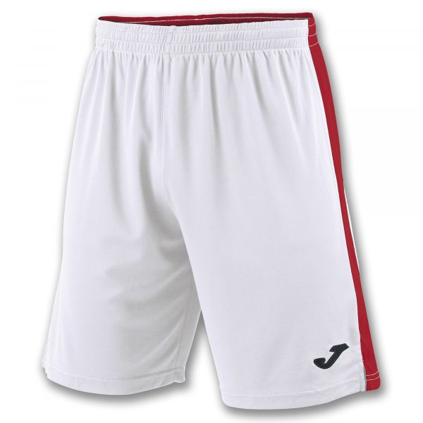 Pantalón Tokio II blanco y rojo