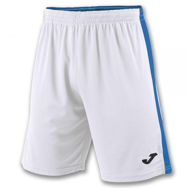 Pantalón Tokio II blanco y azul