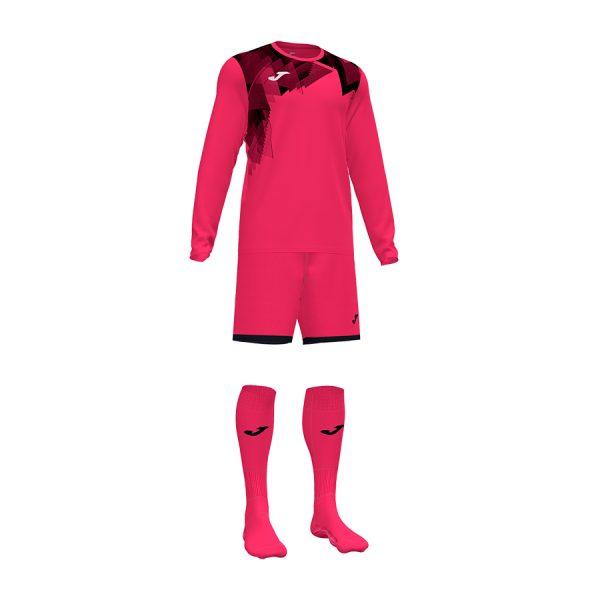 Equipación Zamora VI rosa