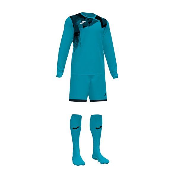 Equipación Zamora VI azul
