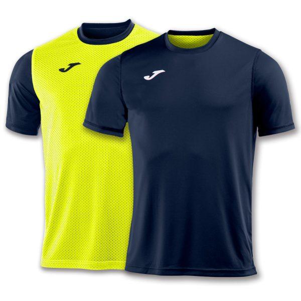 Camiseta Combi reversible azul oscuro