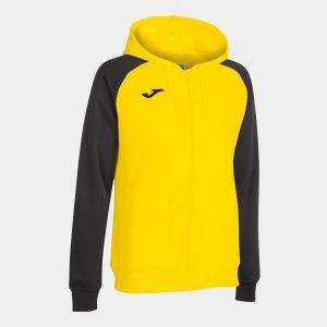Chaqueta Academy IV amarillo y negro