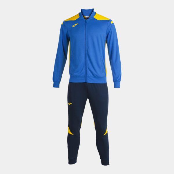 Chandal ChampionshipVI azul y amarillo