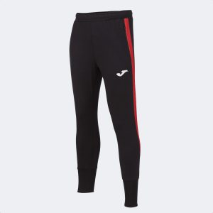 Pantalón Advance negro y rojo