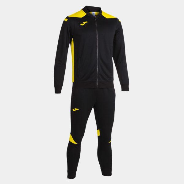 Chandal Championship VI negro y amarillo