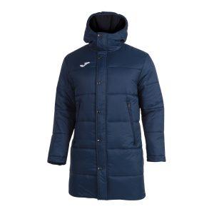 Abrigo Islandia III azul oscuro