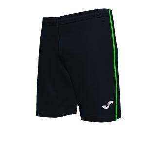 Pantalón Open III negro y verde