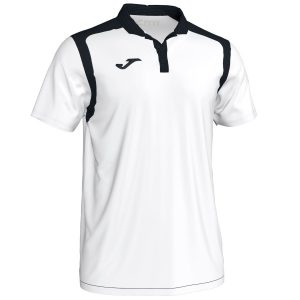 Polo Championship V blanco y negro