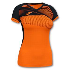 Camiseta Supernova II naranja