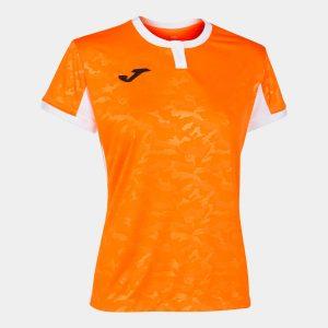 Camiseta Toletum II naranja